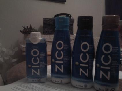 Zico coconut water/eau de coco
